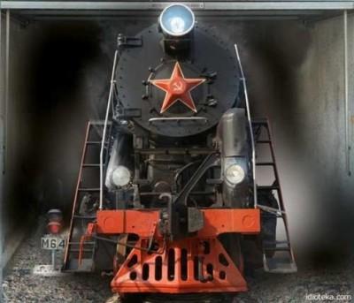 Подари железную дорогу