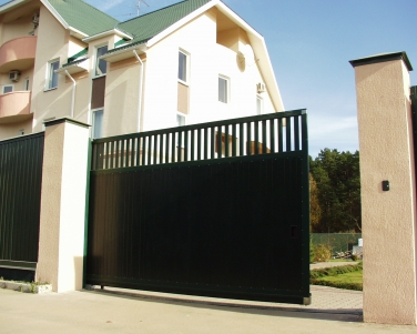 Откатные конструкции от компании «Для ворот»