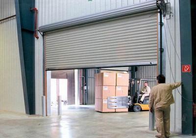 Промышленные ворота от компании «РолСтрой ДВ»