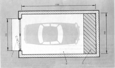 Размер ворот в хоккее - bc