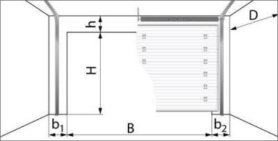 Принцип измерения размеров