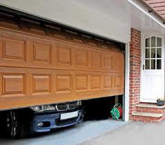 В гараж