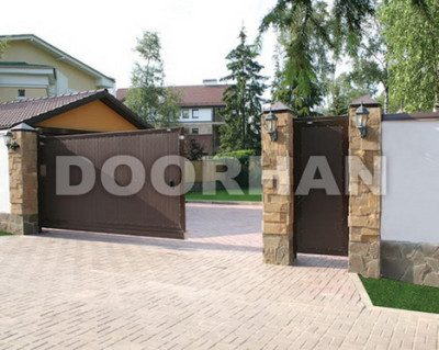 Ворота «ДорХан»