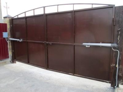 Ворота «ЮгМодульСтрой»