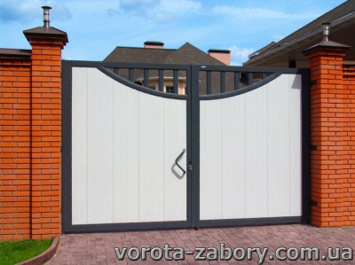 Ворота компании «Артметалл»