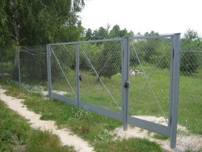 Ворота  компании «Забор у дома»