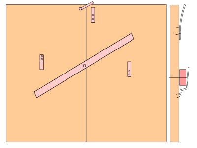 Гаражные ворота секционные установка своими руками
