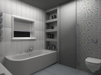 Рольставни в ванную