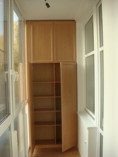 Шкаф, с открывающимися дверцами