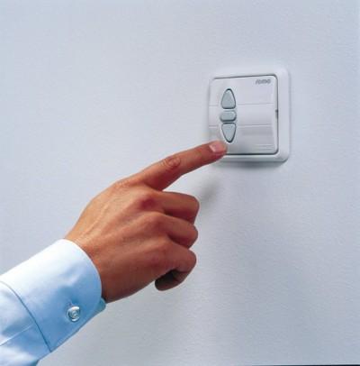 Выключатель с кнопками
