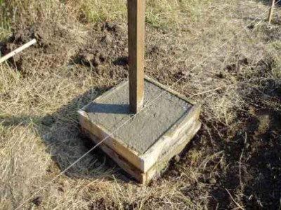 бетонирование рейки