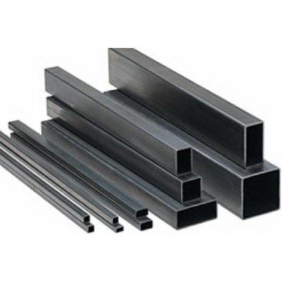 Различные виды прямоугольного металлического профиля